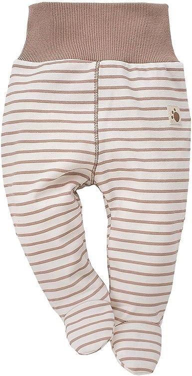 Pantalon de pie Cerrado Bebe niño Estampado de Rayas Ropa de Batista 100% algodón Ropa de Hospital Talla 50 (0 Meses) racién Nacido: Amazon.es: Ropa y accesorios