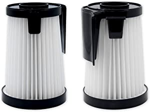 ATXKXE DCF-10 DCF-14 Dust Cup HEPA Filter fit Eureka Upright Vacuum Cleaner, Compare to Part # 62396, 62731, 426A, 431A, 431AX, UK431A, 431AXZE, 431AXZ, 431BX, 431F, 437AXZ, 437AZE, 437AZ, 439AZ