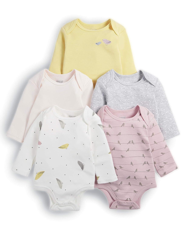 Mamas & Papas Body para Bebé s (Pack de 5) Mamas and Papas
