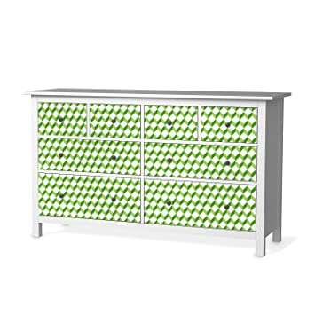Creatisto Designfolie Fur Ikea Hemnes Kommode 8 Schubladen Deko Mobel Folie Sticker Mobel Folie Wohnung Verschonern Dekoideen Muster