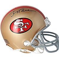 $159 » San Francisco 49ers Jerry Rice Autographed Throwback Mini Helmet - Fanatics Authentic Certified - Autographed NFL Mini Helmets