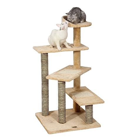 sengupets gato árbol muebles Climber Cat Torre gato arañar almohadillas arañazos puestos
