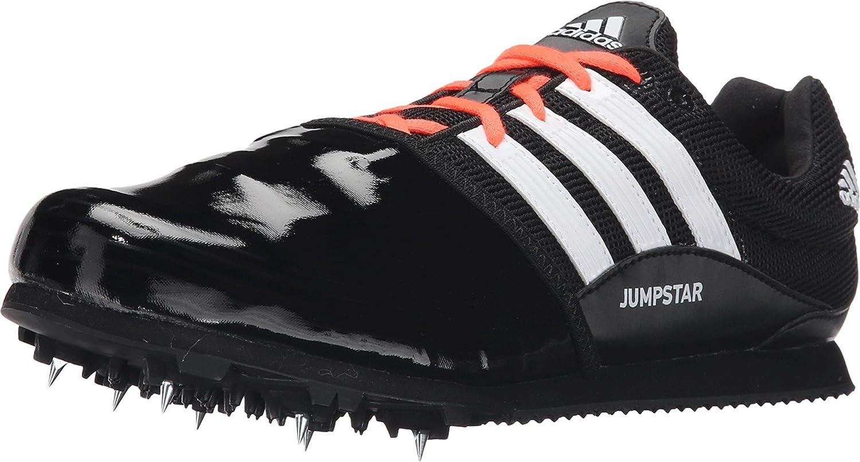 Adidas Unisex Jumpstar A Tutto Campo Rosso Nero / Bianco / Rosso Campo Solare 6f3168