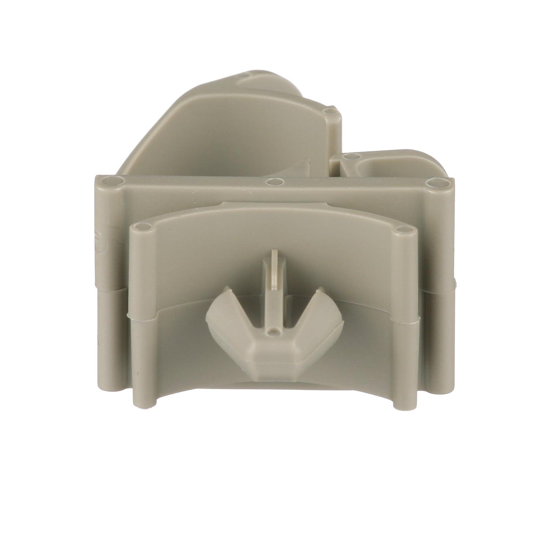 パンドウイット コードクリップ 押し込み固定 ナチュラル LWC100-H25-L 50-Pack ナチュラル B00B5LQ2I2