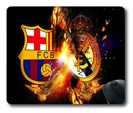 Amazon.com: custom and diy real madrid mouse pads , sports ...