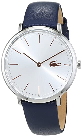 Lacoste 2000986 Moon - Reloj analógico de pulsera para mujer