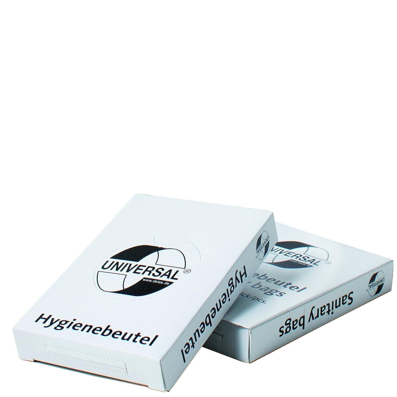 Hygienebeutel Deiss Universal, weiß , 750 Stü ck EMIL DEISS KG 46922