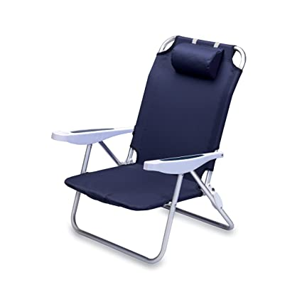 ac9b85e472 Picnic Time Monaco Folding Beach Chair