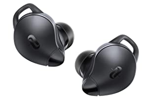 True Wireless Earbuds TaoTronics Bluetooth 5.0 Headphones TT-BH079 Smart AI Noise Reduction Technology 40H Playtime IPX7 Waterproof Open to Pair Single/Twin Mode