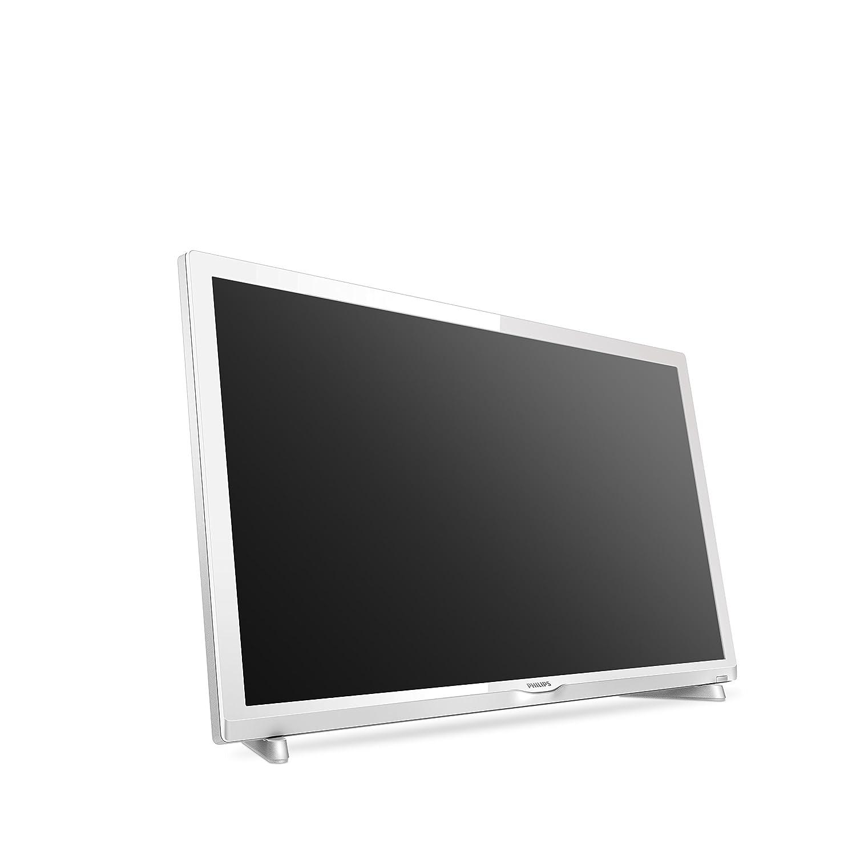 Philips 24PFS4032/12 60cm (24 Zoll) LED-Fernseher (Full HD),Weiß ...