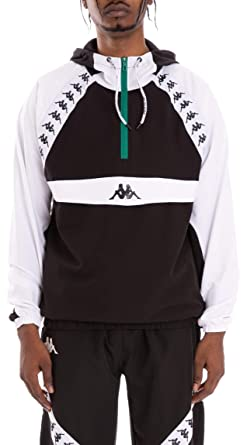 c13291a621a Kappa Authentic Bakit Pullover Hoodie at Amazon Men's Clothing store: