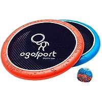 Ogospot-Set de Raquetas Ogodisk Foam, Multicolor, (H) 32