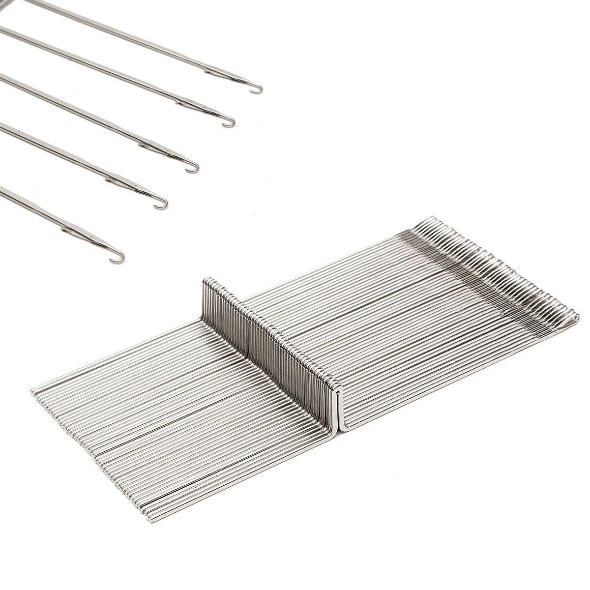 50Pcs Knitting Needles for Brother Knitting Machine KH820 KH830 KH860 KH881 KH868 KH940 KH970