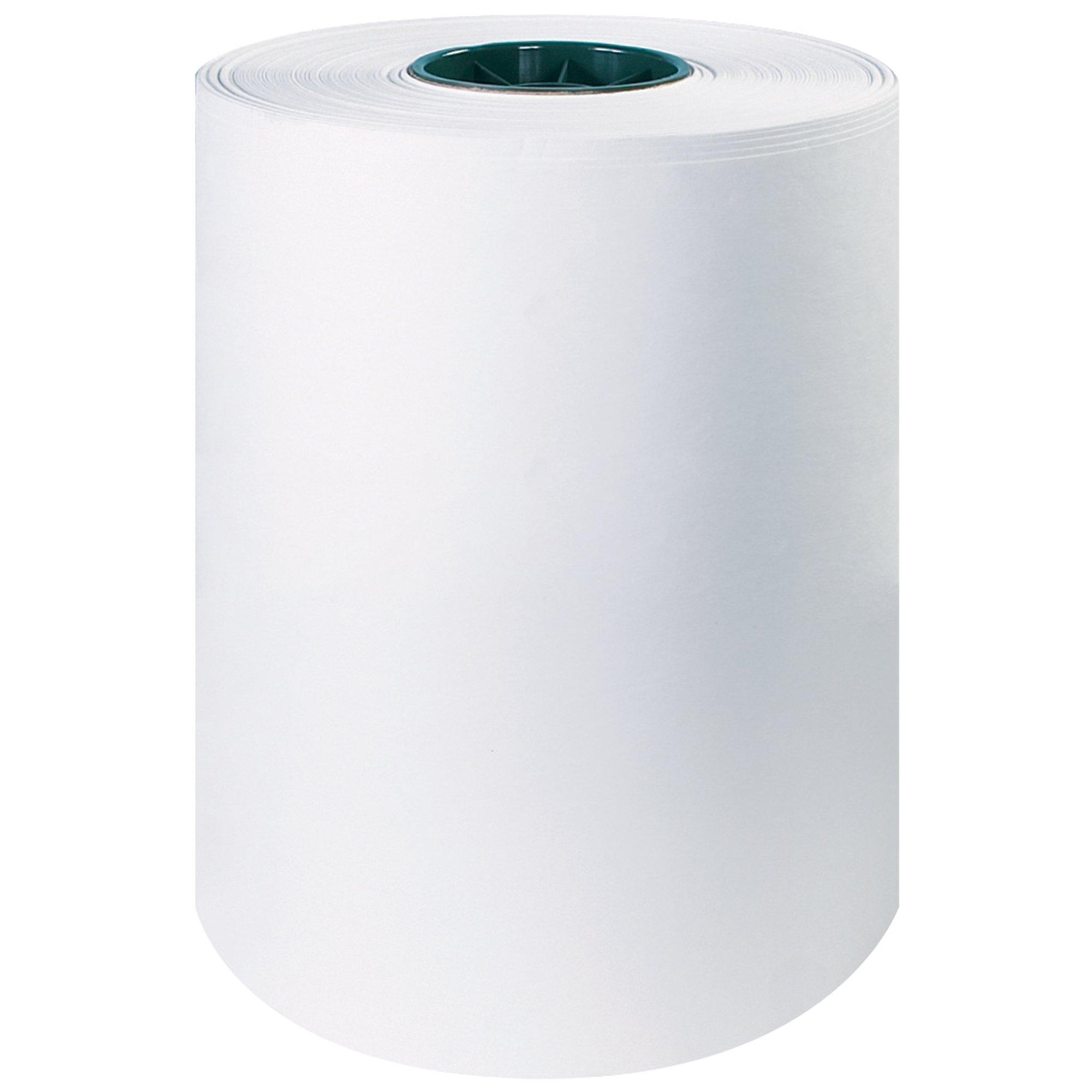 Aviditi BP1240W Butcher Paper Roll, 1000' Length x 12'' Width, White