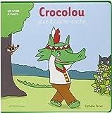 Crocolou joue à cache-cache