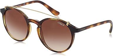 Vogue 0vo5161s W65613 51 Gafas de sol, Dark Havana, Mujer