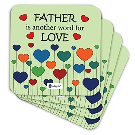Buy Indigifts Dad Birthday Gifts Father Is Another Name Of Love