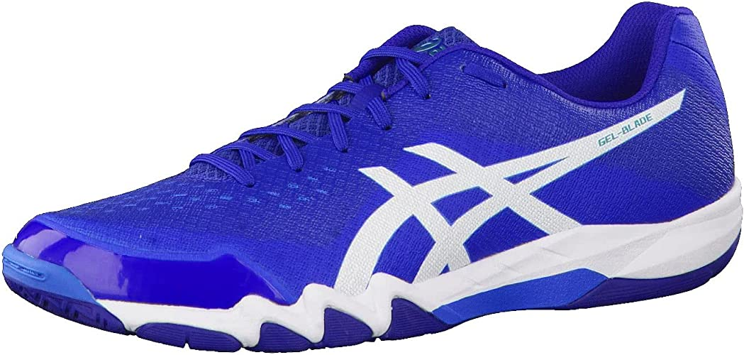 asics homme indoor gel blade 6