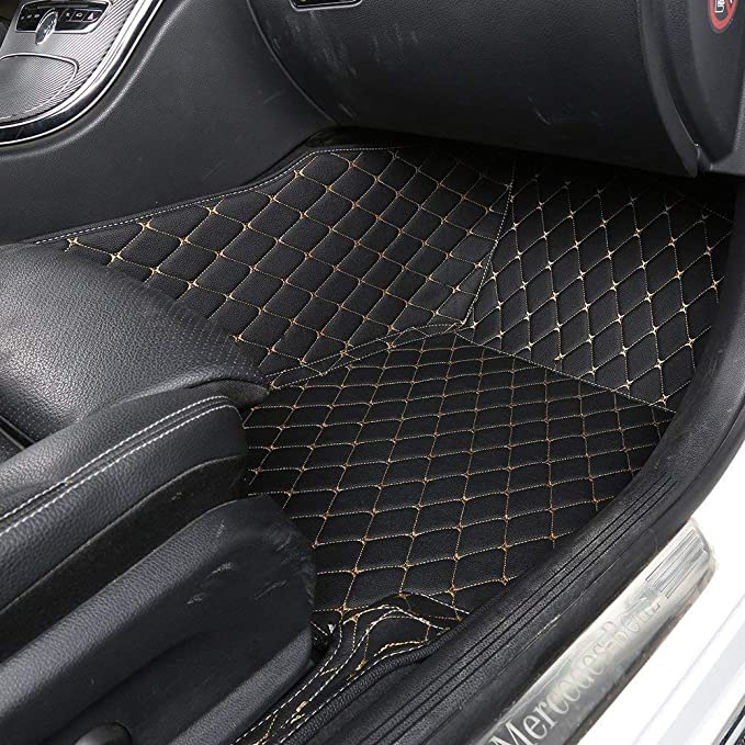 Ford Ka 96-2008 monté Custom Made Tailored car Floor Mats Black