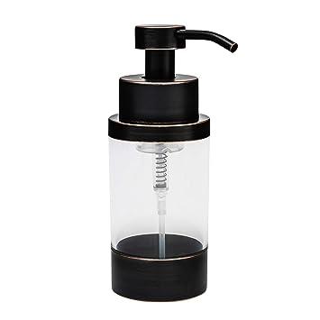 Amazon.com: Dispensador de jabón de mano de espuma/bomba de ...