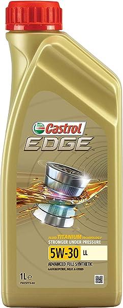 Castrol Edge 5w 30 Ll Engine Oil 1l Auto