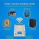 Retekess TR502 15W FM Transmitter Long Range