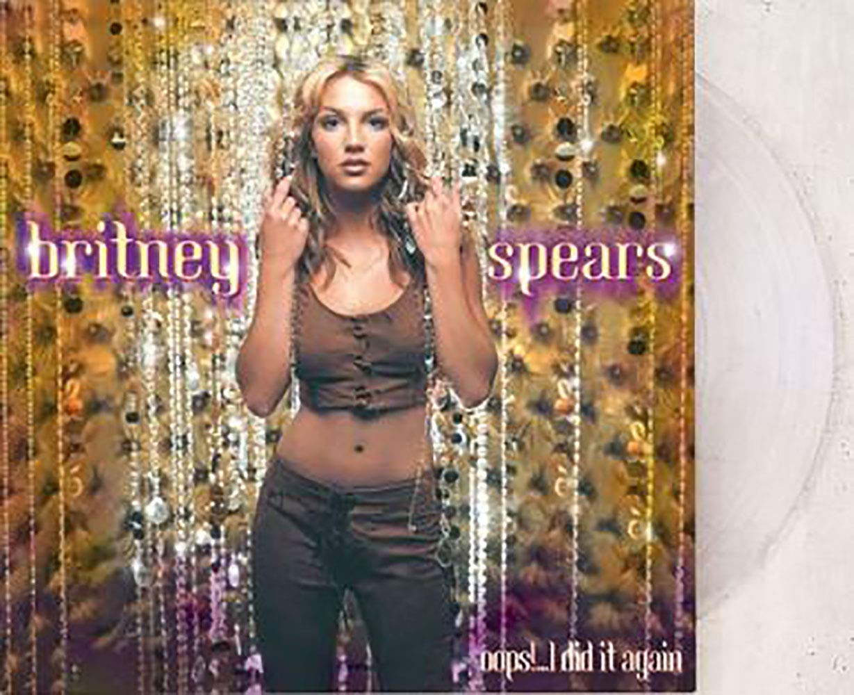 Britney Spears Various Artists Oops I Did It Again Exclusive Limited Edition Clear Colored Vinyl Lp 2000 Amazon Com Music
