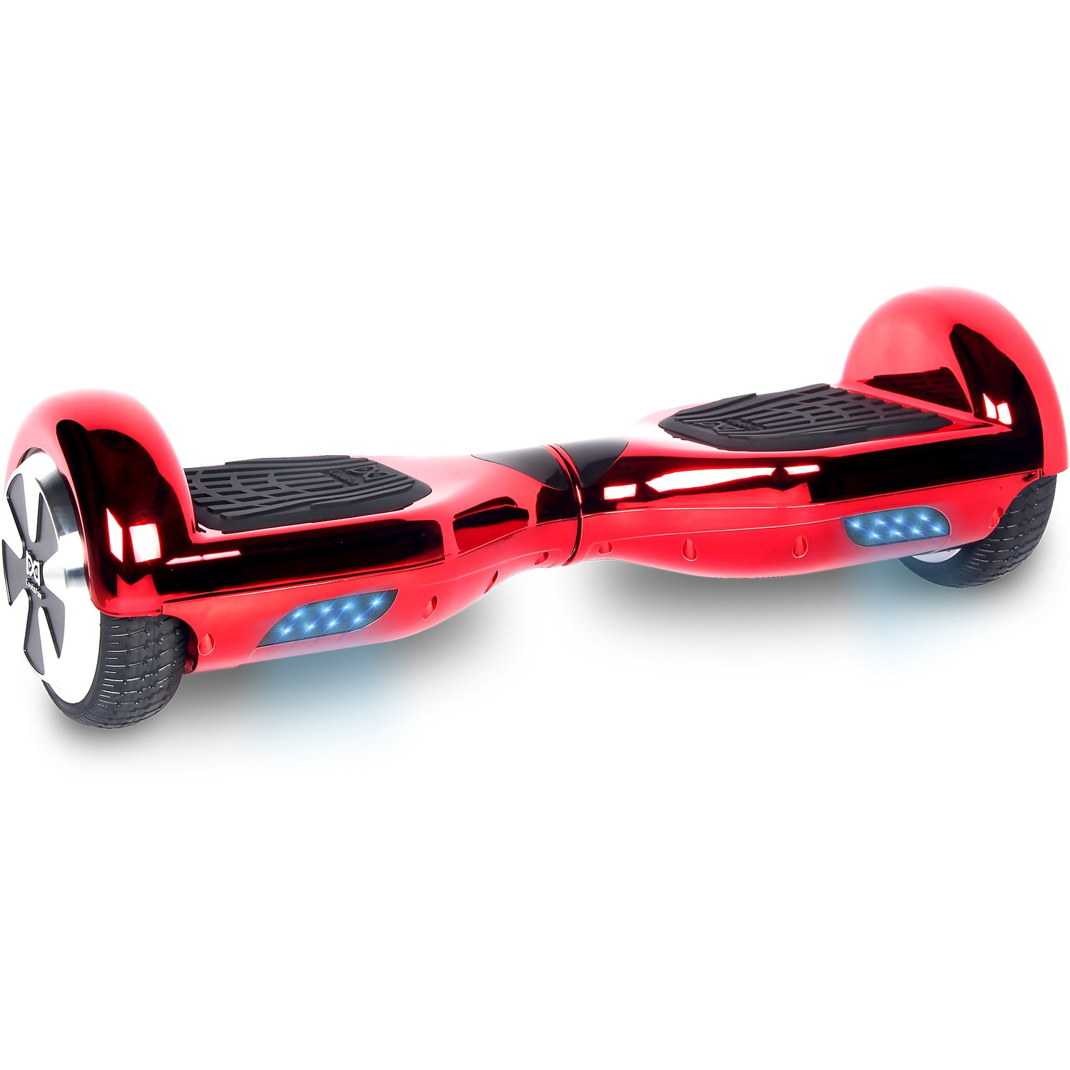 Cool Fun Hoverboard Patinete Eléctrico Scooter talla  de Shop Gyrogeek Rojo