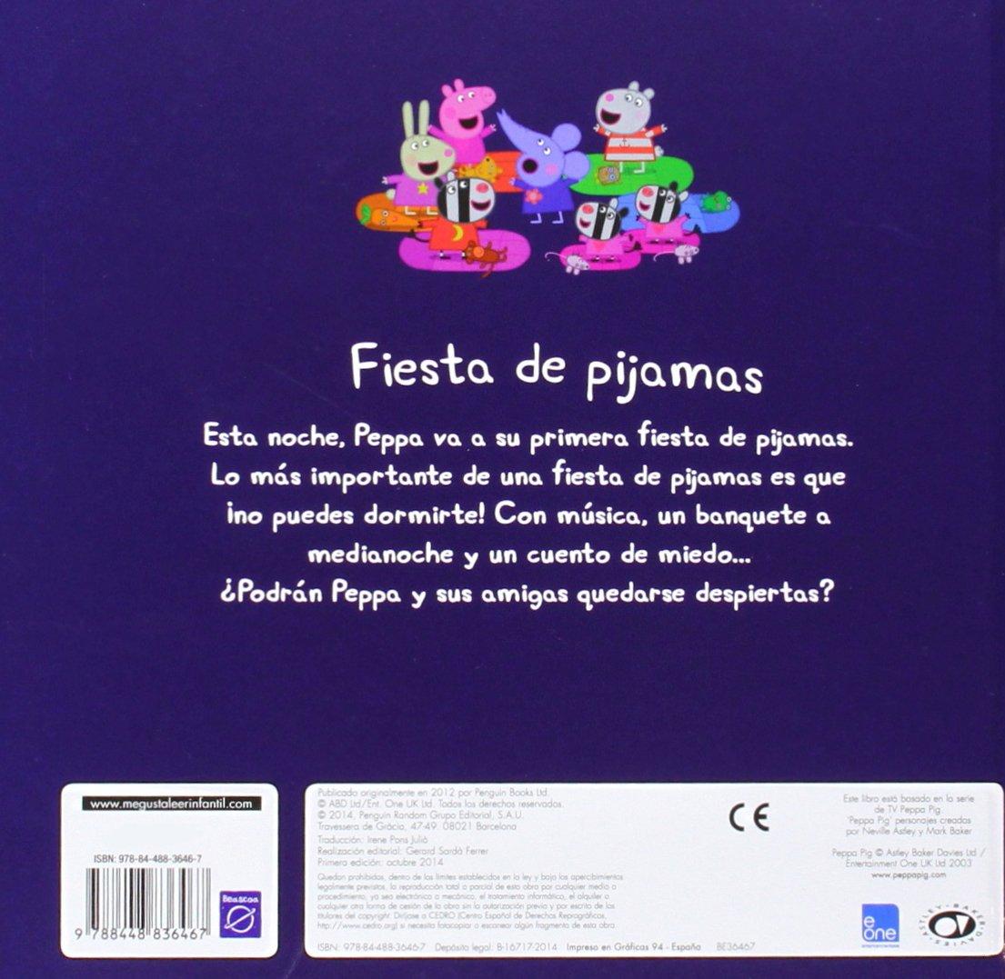 PEPPA PIG FIESTA DE LOS PIJAMAS - BEASCO  AUTORES VARIOS  9788448836467   Amazon. 9c7d8948cf7