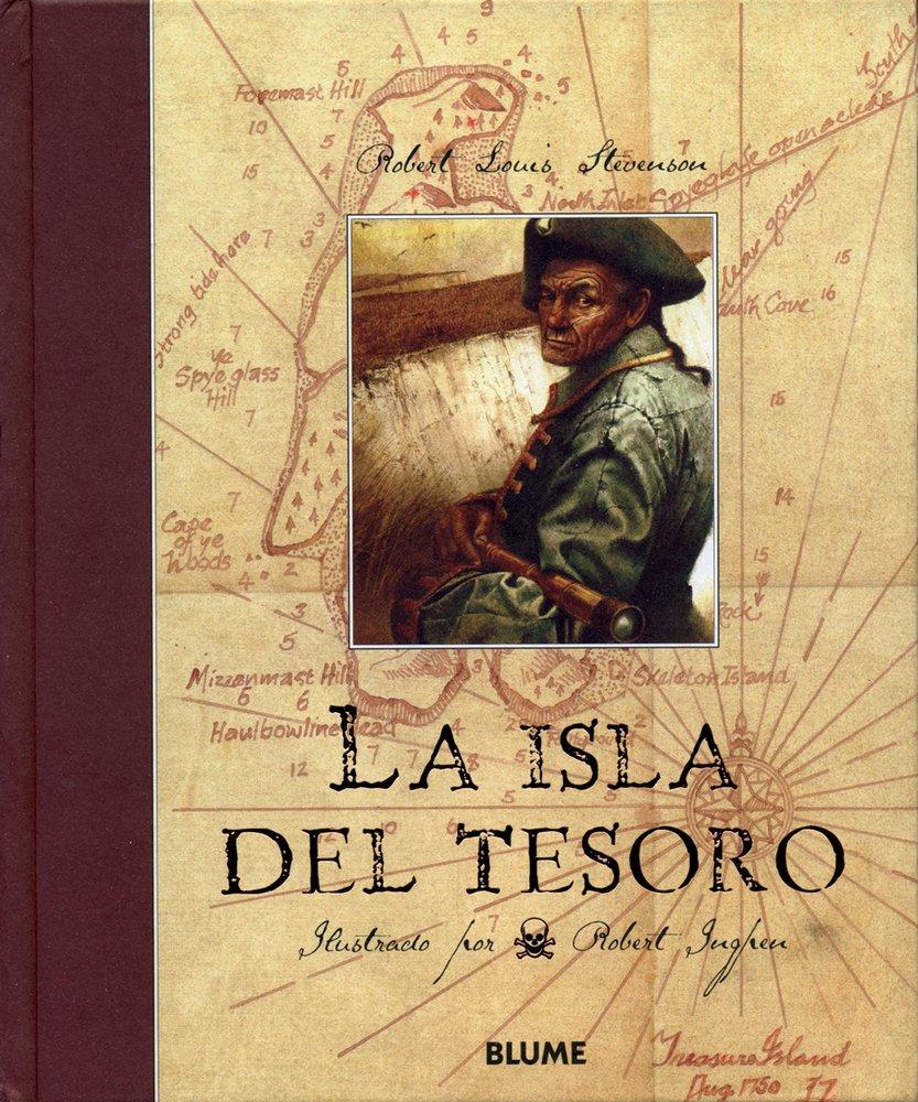 La Isla del tesoro: Amazon.es: Stevenson, Robert Louis ...