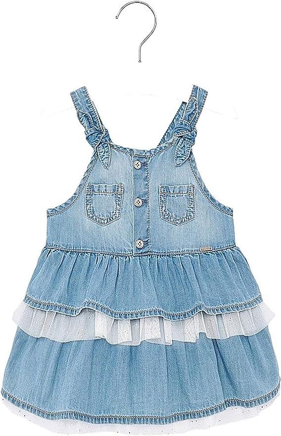 Mayoral, Falda para bebé niña - 1903, Azul: Amazon.es: Ropa y ...