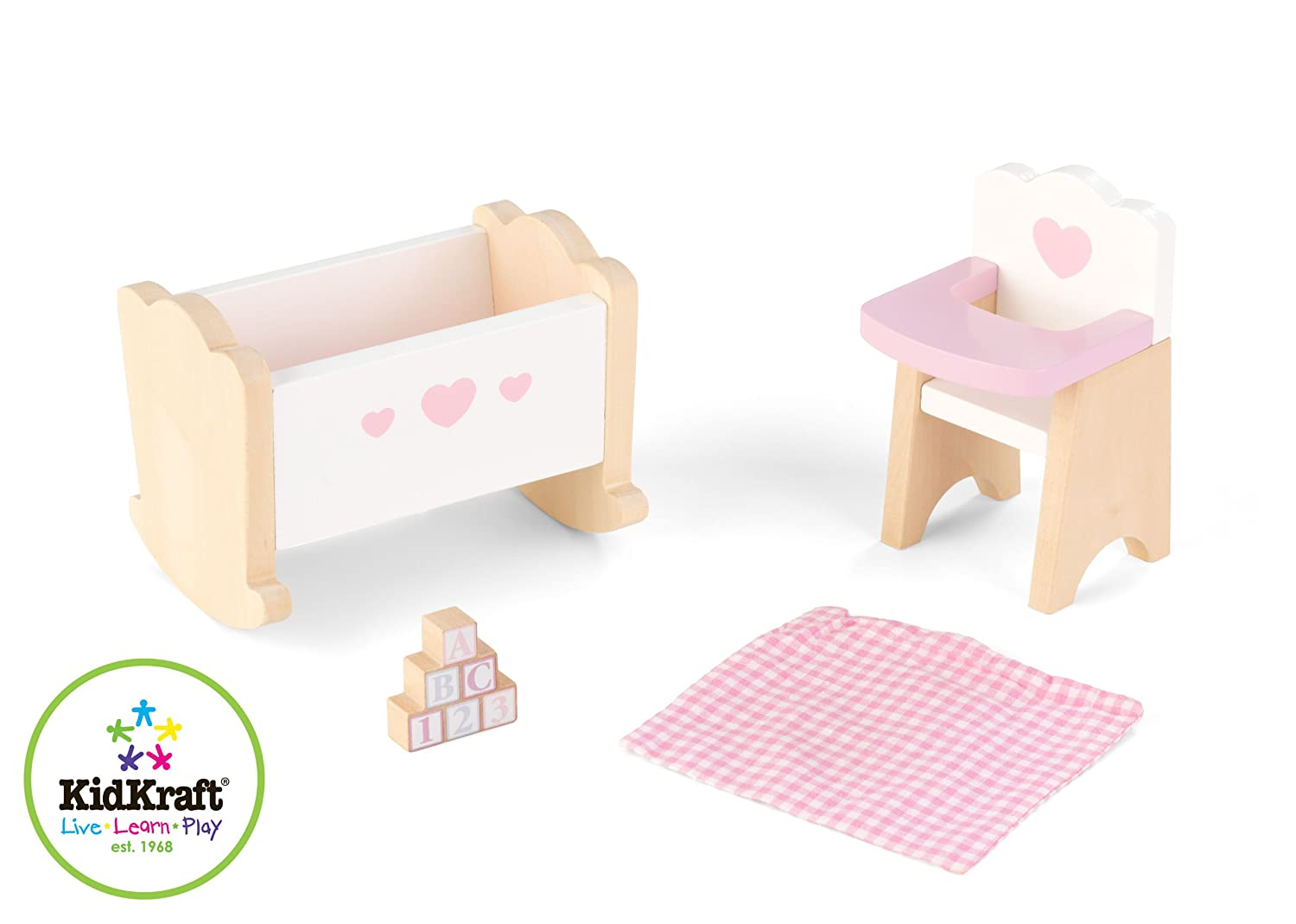 dolls furniture set. KidKraft Doll House Furniture Set (28 Pieces): KidKraft: Amazon.co.uk: Toys \u0026 Games Dolls