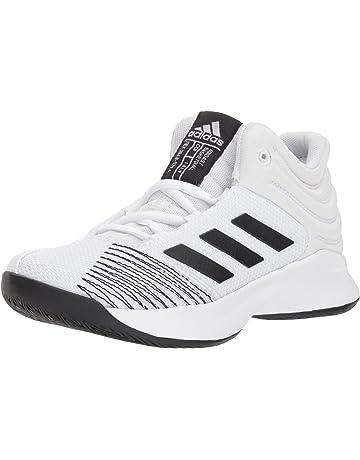 0002fe78490 adidas Kids  Pro Spark 2018 K Wide Basketball Shoe