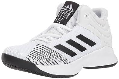 Amazon Com Adidas Kids Pro Spark 2018 K Wide Basketball Shoe