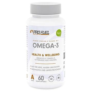 Omega 3 Vegan Hochwertige Omega 3 Fettsäuren Aus Algenöl