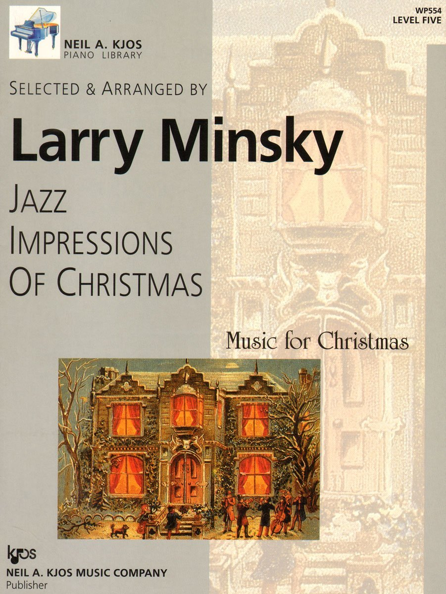 Download WP554 - Jazz Impressions Of Christmas - Level Five ebook