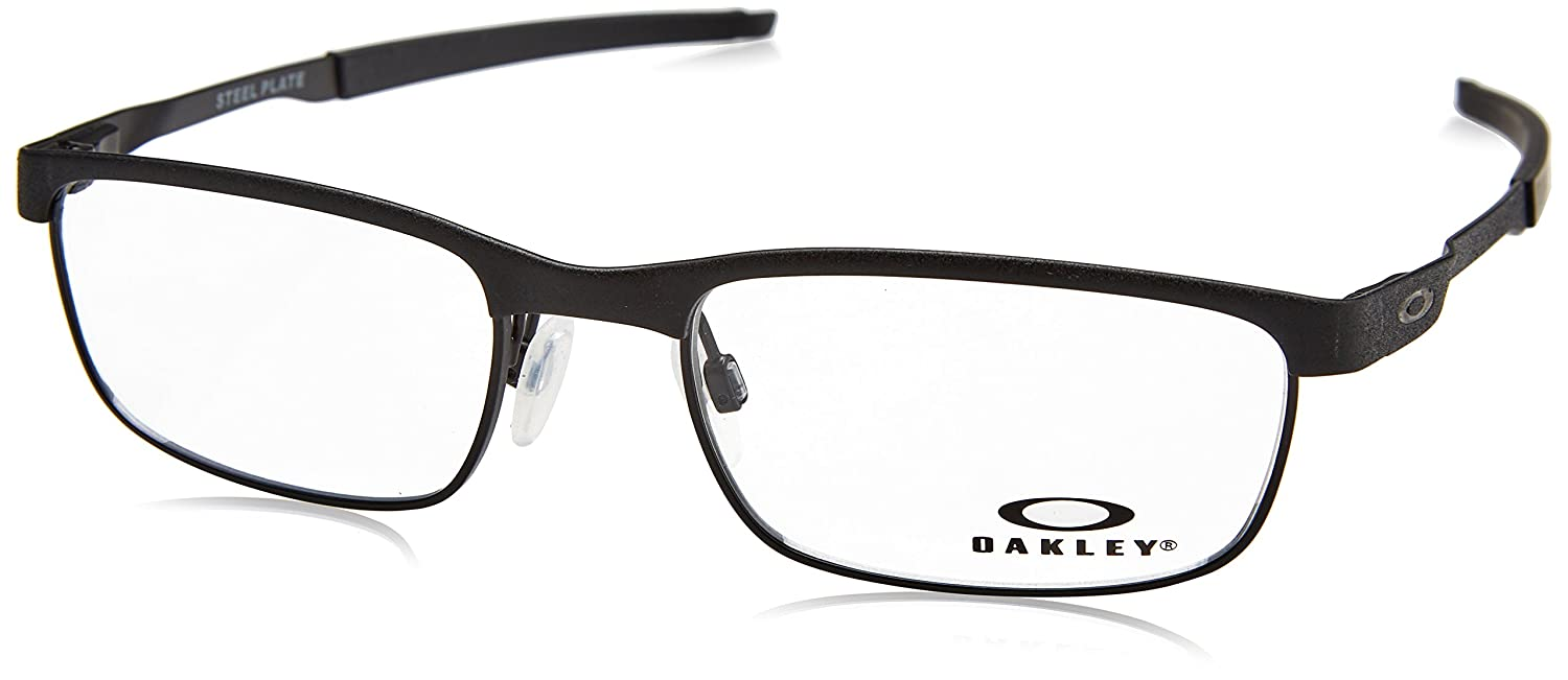 5171e535b1b Oakley - Steel Plate (52) - Powder Coal Frame Only at Amazon Men s Clothing  store