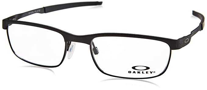 07de55787e Image Unavailable. Image not available for. Color  Oakley - Steel Plate ...