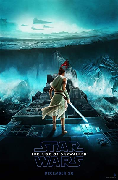 Lionbeen Star Wars The Rise of Skywalker - Movie Poster ...