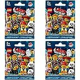 LEGO Minifigures - The LEGO Movie Series 71004 (FOUR random packs)
