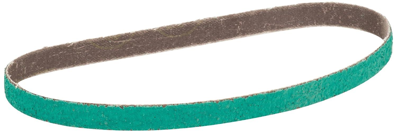 3M 31801 Green Corps 1//2 x 18 36 Grit Abrasive File Belt
