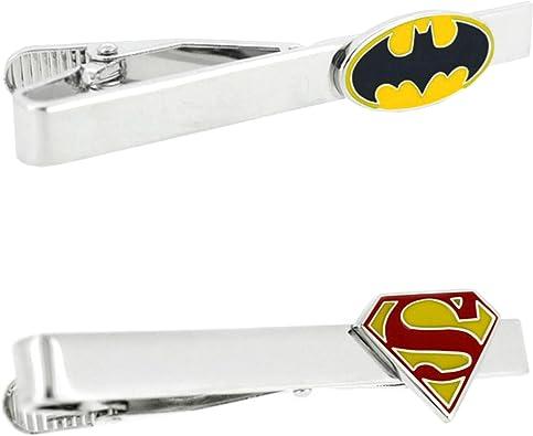Outlander DC Comics – Juego de 2 broches para corbata de Batman ...