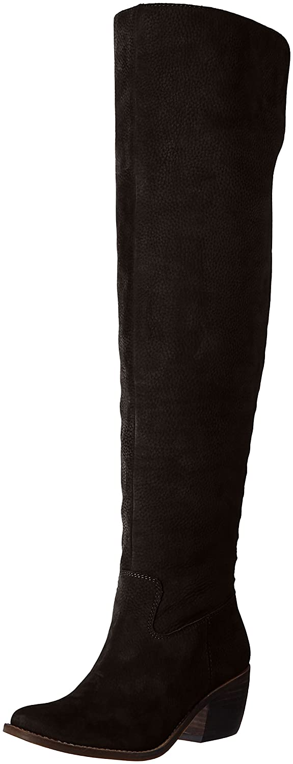Lucky Brand Women's Khlonn Slouch Boot B01IQ693SO 6 B(M) US|Storm