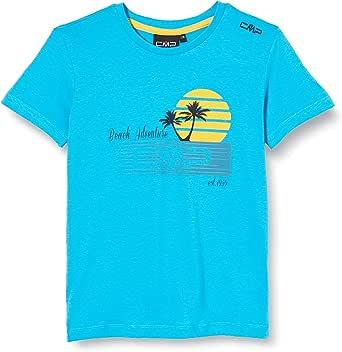 CMP T-Shirt 100% Cotone - Camiseta Niños