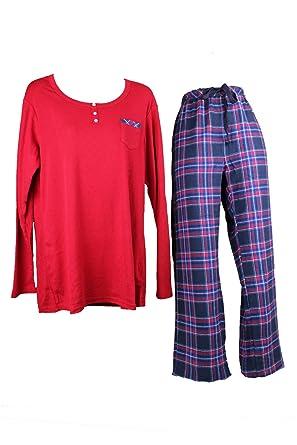 Online kaufen spätester Verkauf unglaubliche Preise TCM Tchibo Damen Schlafanzug aus Bio-Baumwolle L 44 46 ...