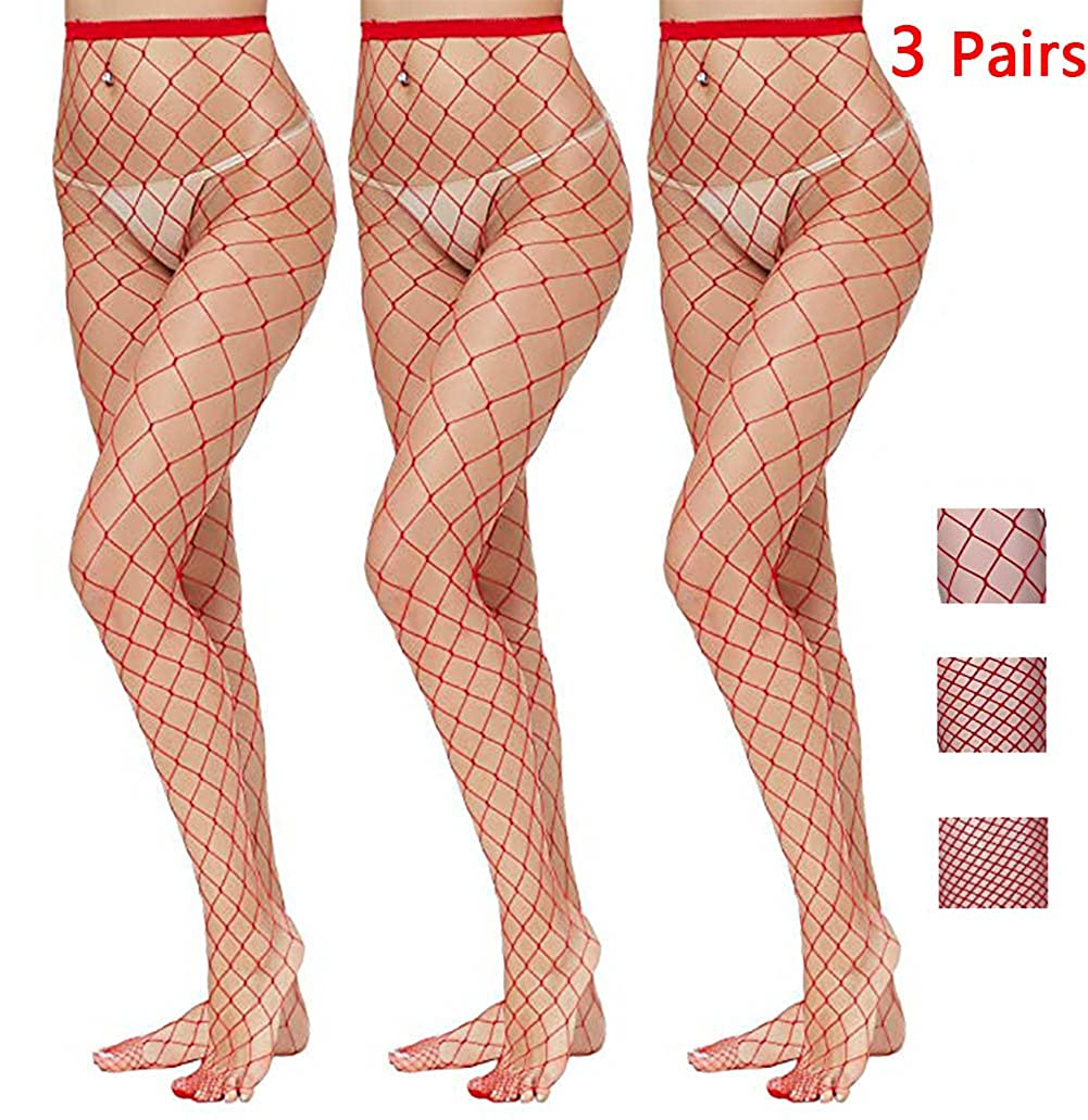 e4f975bd752f78 Materials: Sexy fishnet stockings use 90% Nylon 10% Spandex. Brand New and  High Quality. Very comfortable, soft, greater durablity and stretchability  ...