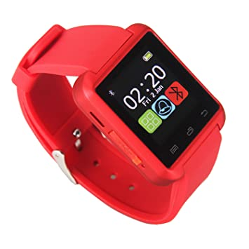 Smart Watches, eJiasu U8 Montre Connectée Bluetooth Batterie Smart Watch Sport pour les smartphones Android Samsung ...