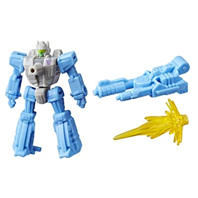 Transformers Generations War for Cybertron: Siege Battle Masters Wfc-S3 Blowpipe Action Figure Toy: Toys & Games