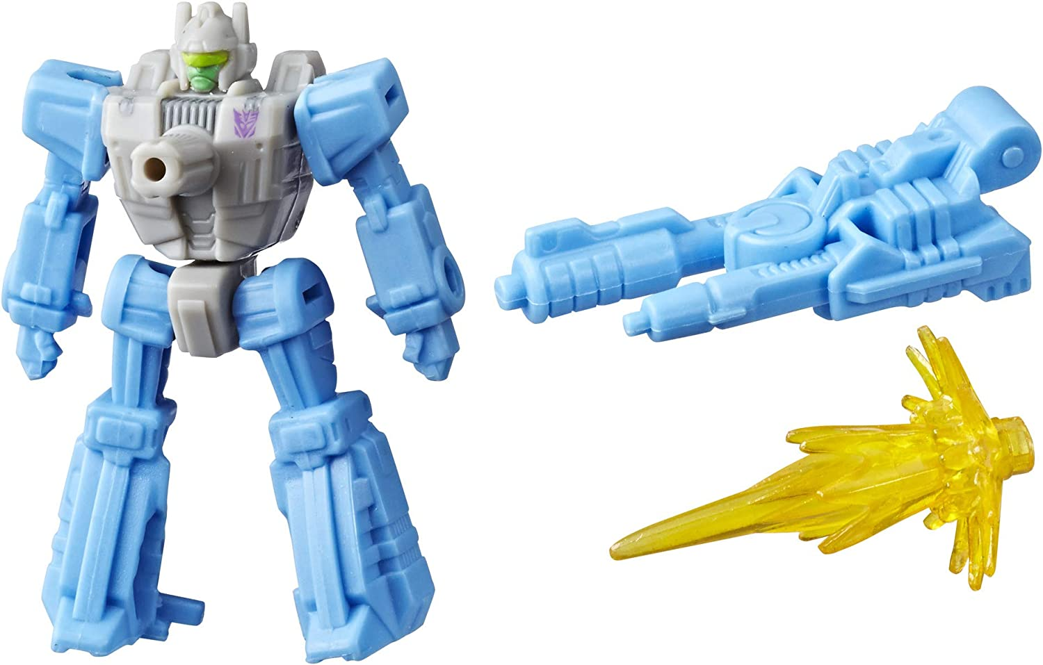 3 Set Hasbro Transformers SIEGE War for Cybertron Trilogy Micromaster WFC-S4~6