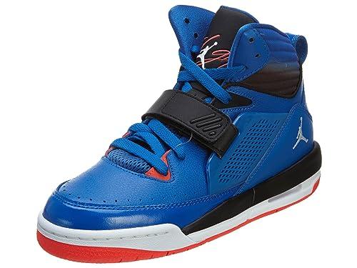 0d645ad7035f Nike air jordan flight 97 BG hi top trainers 654978 sneakers shoes (uk 4.5  us 5Y eu 37.5